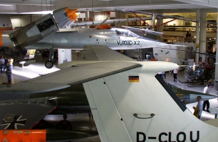 Airplanes at Deutsche Museum Munich