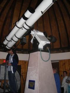 Astronomical telescope Munich