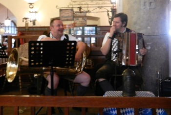Traditional Bavarian Folks Music