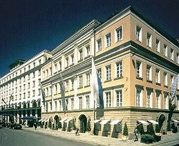 Bayerischer Hof Munich Hotel