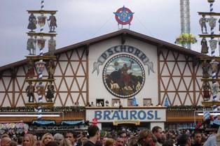 Braeurosl Beer Tent