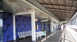 Long Distance Bus Station Munich