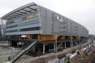 Central Bus Station Munich