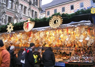 christmas mart in Munich