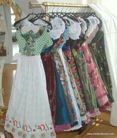 Couture Oktoberfest Dirndl