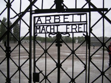 Concentration Camp Memorial Site in Dachau