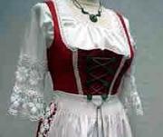 Bavarian Dirndl Dresses