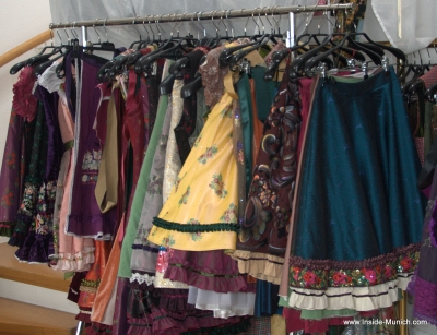 Dirndl Skirts