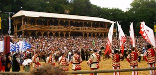 Kaltenberg Knights Tournament near Munich