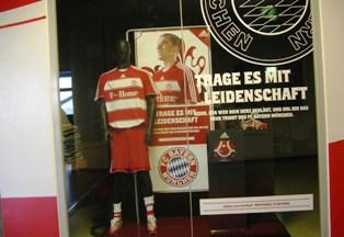 FC Bayern Megastore