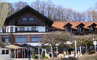 Famous Restaurant Forsthaus near Starnberg