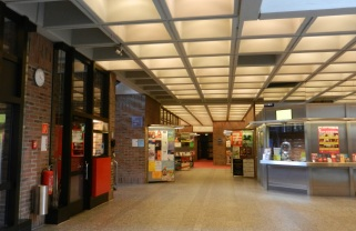 Gasteig Munich Entry Hall