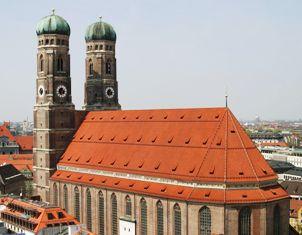 慕尼黑的女子教堂