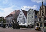 Old Diocesan Town Freising