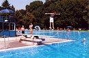 Outdooor swimming pool Georgenschwaige Munich