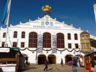 Hofbräu Tent