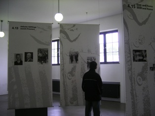 Museum, at Concentration Camp Memorial Site in Dachau