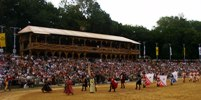 Kaltenberg Knight Tournament takes you to the Middle Ages