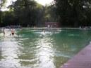Natural swimming pool Maria Einsiedel Munich