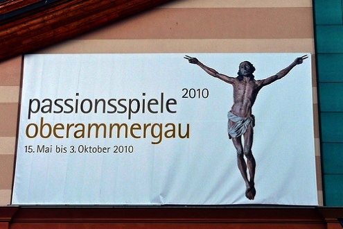 Passion Play 2010 in Oberammergau