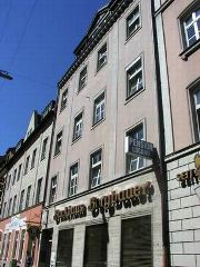 Pension Lugano Cheap Munich Hotel