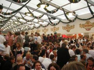 Schottenhamel Beer Tent