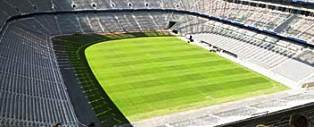 Soccer Stadium Munich