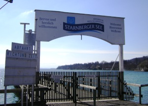 Landing Stage at Starnberger See