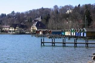 Starnberger See near Munich