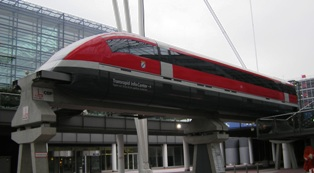 Magnetic Levitation Train Transrapid will soon be built 