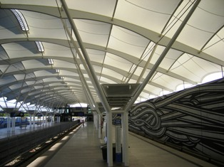 Underground station Froettmaning